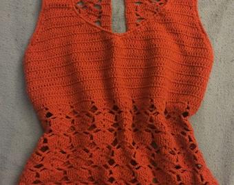 Knit Tank Top (Vintage, M)
