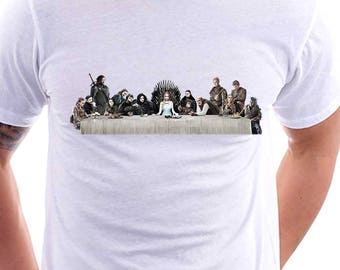 Game of Thrones Last Supper Shirt