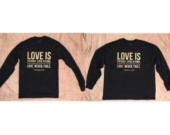Custom Couples Shirts - His and Hers - Mr and Mrs - Anniversary Shirt - Honeymoon shirt - Design Your Own Shirts