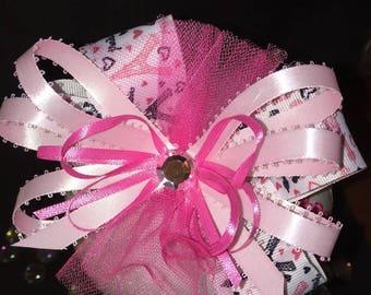 Pink Headband 6-12 Months