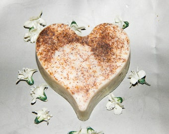 Shea Butter Exfoliating Soap - Aloha Vanilla