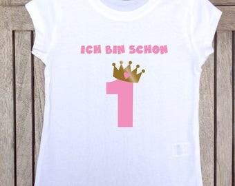 """Birthday """"am"""" for girls 1"""