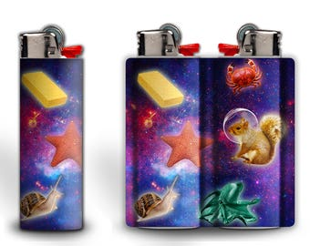 Sponge Ispy Lighter
