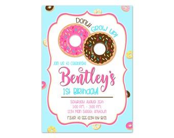 Donut buffet | Etsy