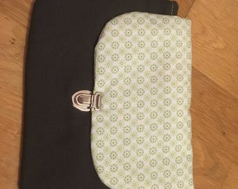 Small fleece pouch