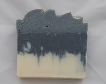 All Natural- Eucalyptus and Peppermint Essential Oil Cold Process Soap(Vegan){Ready To Ship}