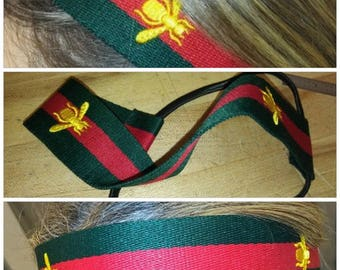 Bee Headband Handmade