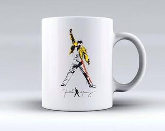 Freddie Mercury - Mug