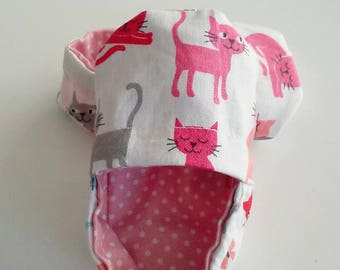 Small slippers soft cats baby 0-3 months