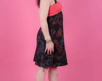 original flared dress