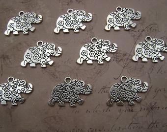 Elephant charms