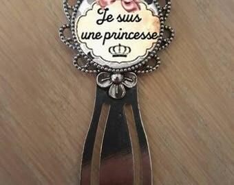"Bookmark ""I'm a Princess"""