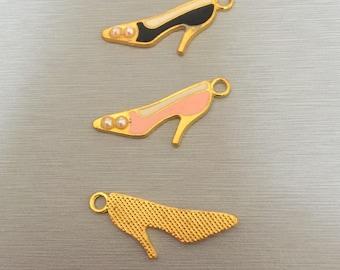 slipper/shoe metal + Pearl