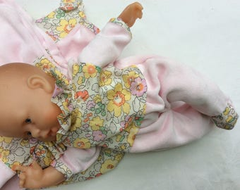 Liberty Betsy sunshine velvet Pajamas pink doll 30 cm