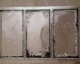 Clear stamps clear frames