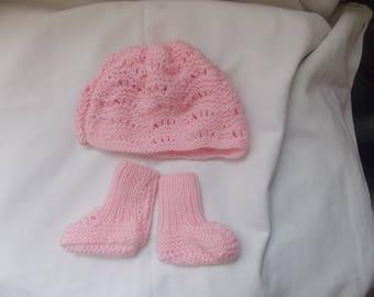 a set for newborn baby
