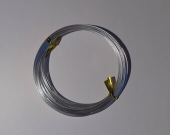 Aluminum wire with 1 mm silver wholesaler price