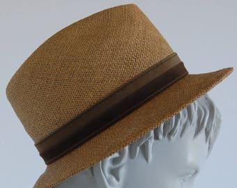 MAYSER MILZ PANAMA hat in straw hut 55 cm head circumference