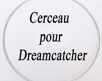 4.7 cm 1 Dreamcatcher making metal hoop