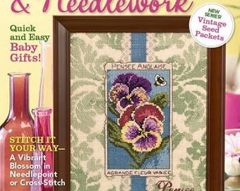 Cross-Stitch & Needlework March 2014