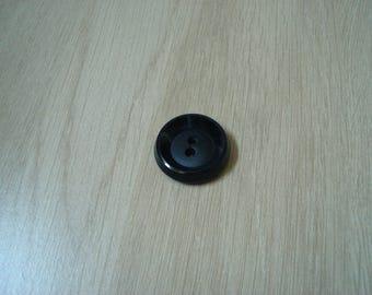 dark blue very large round button