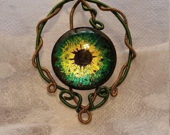 Mystic Eye Necklace