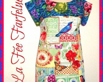 Tunic SHABBY available from 34 to 50