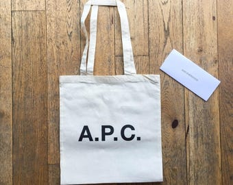 APC Canvas Tote Bag