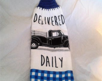 Hand Towel - Delivered Daily