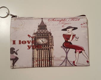 Clutch purse fashion London