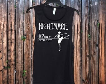 Nightmare On Barre Street - Made to order! Free Shipping! Ships within 1-2 days!
