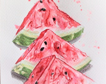 Watermelon Slices (Original)
