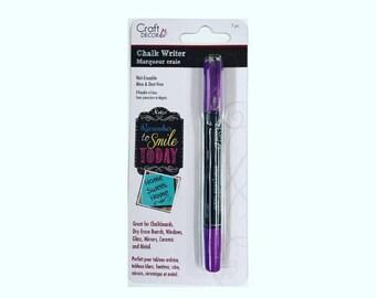 Chalk Writer Pen - Purple
