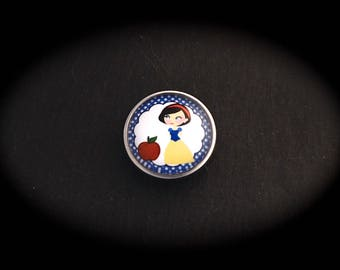Pressure 18mm for jewelry fantasy cabochon - Princess B N