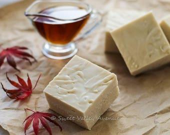 Canadian Maple Fudge - 1/2 lb - 225 grams