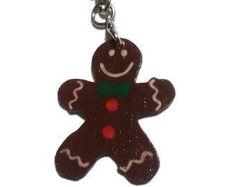 Key Mr. Biscuit shrink plastic