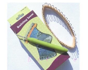 Model Kit to knit little socks