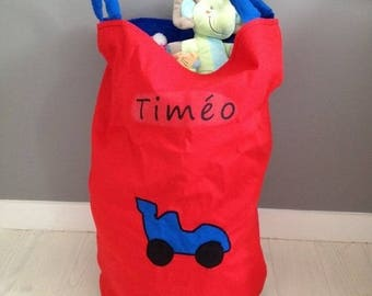 Bag with handles Timéo toys