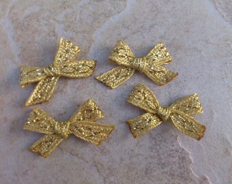 Bow ties, Ribbon for your creations. Sold per 4