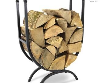 The Somerset Log Holder Firewood Rack Log Basket Firewood Holder
