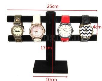 GREY 1 display stand 4 to 6 Stands watch Bracelet jewelry