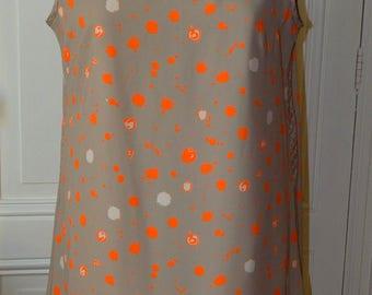 """""""Again"""" by Nininanane're sleeveless dress"""