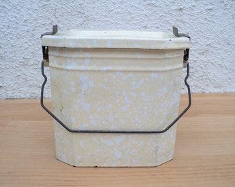 Vintage 1940-1950's glazed Bowl