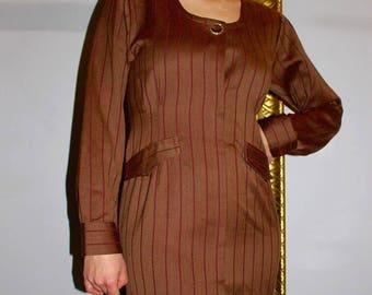 Sartorial dress 60s