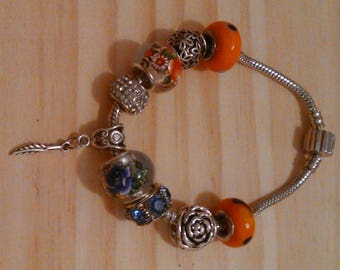 BRACELET beads European woman, fashion jewelry