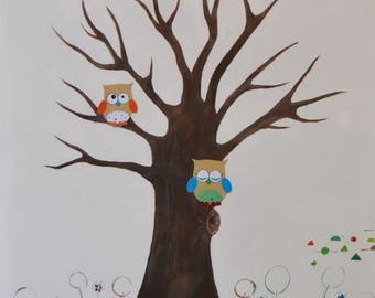 Tree OWL prints