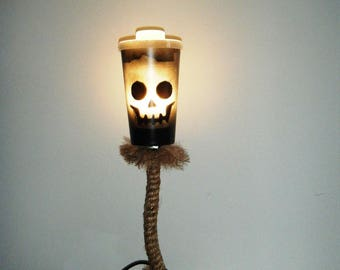 Lamp head of Zombie, unique lamp