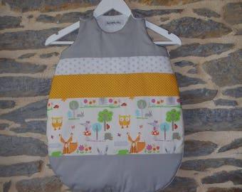 Baby sleeping bag mixed range simply customizable to order