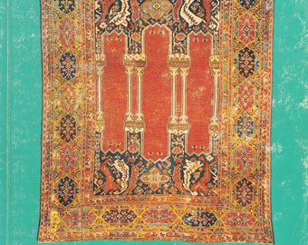 Anatolian Carpets from Four Centuries