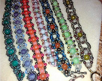Hand Crafted Beaded Jewelry